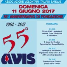 55^ Anniversario di Fondazione